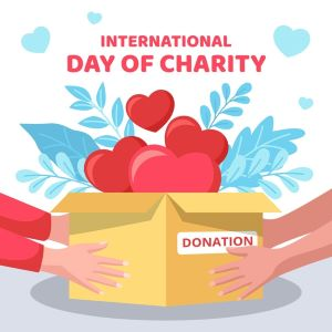 international day charity